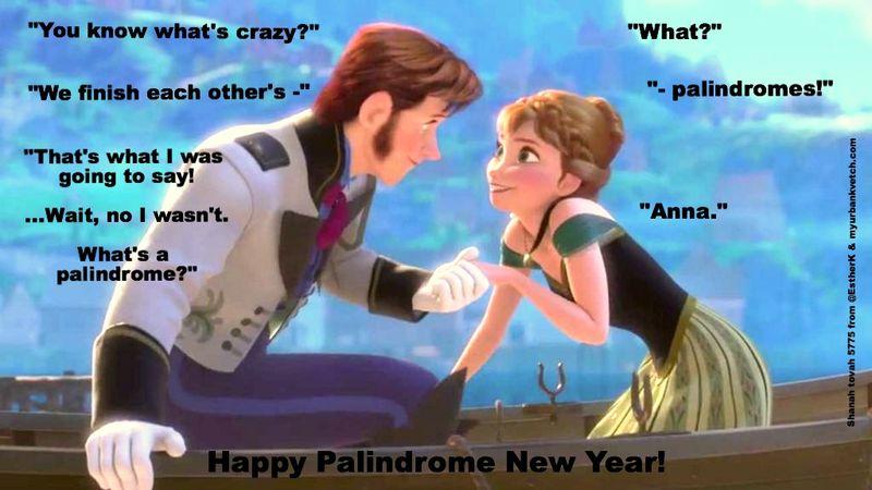 Anna-palindrome